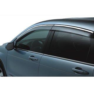 Takecare Door Visor For Toyota Fortuner Old Type-1