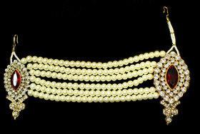 Zaveri Pearls Modern Look Passa-ZPFK2911