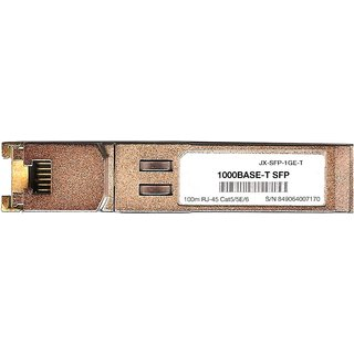 Juniper compatible EX-SFP-1GE-T 1000BASE-T  Copper SFP Transceiver 100M