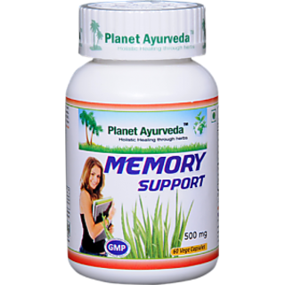 Planet Ayurveda Memory Support