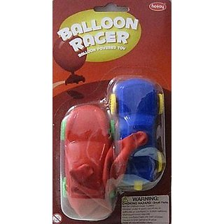 Balloon Car Racer