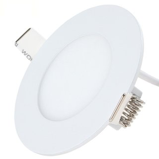 Bene LED 3w Round Panel, Color Of LED White (Pack of 1 Pc.)