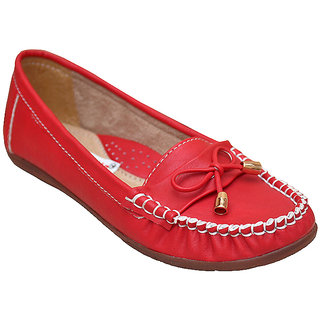 Darling Deals Fashionable Red Loafer