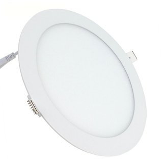 Bene LED 12w Round Panel, Color Of LED Warm White (Pack of 1 Pc.)
