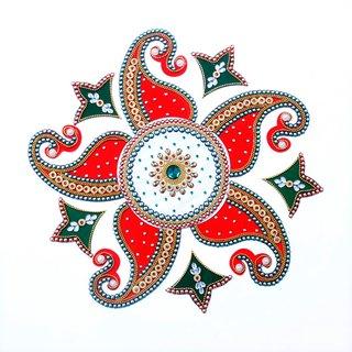 Kundan Rangoli