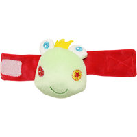 Wonderkids Green Wrist Rattle Frog
