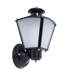 Fos Lighting Classic Black Small Outdoor Wall Light