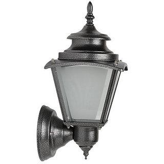 Fos Lighting Classic Silver Grey Outdoor Wall Light