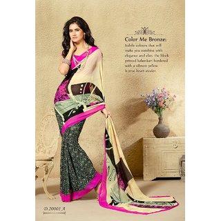 Casual Daily Wear Designer Saree