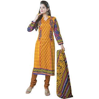 vcm cotton printed salwar suit