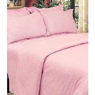 Akash Ganga Super Soft 100% Pure Cotton Bedsheet with 2 Pillow Covers