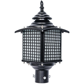 Fos Lighting Old Fashioned Casual Outdoor Pole Light Gate Light
