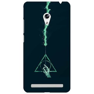 The Fappy Store Expecto-Patronum-Plastic Back Cover Asus Zenphone 5