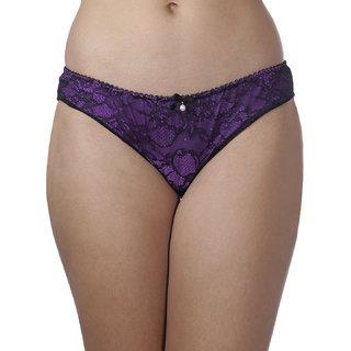Heart2Heart Fantasy-Pu Purple Panty