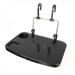 Laptop Notebook Cup Food Mount Table Holder Car Tray
