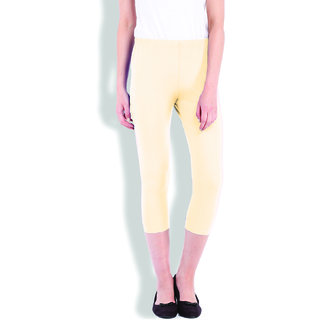 Beyouty Emily 3/4th Cream Leggings