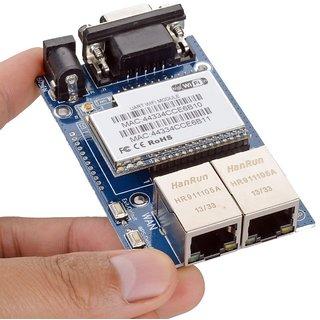 UART to WIFI Wireless Module Ethernet to WIFI Wireless HLK-RM04 with Antenna