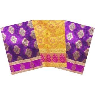 Gamya Art Silk Saree