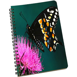 meSleep Butterfly NotePad