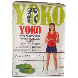YOKO HEIGHT INCREASE DEVICE - Magnetic Soles,