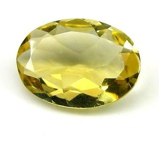 AKASH GANGA NATURAL 9.15 RATTI GOLDEN TOPAZ ( SUNHELA )