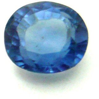 Akash Ganga NATURAL 8.65 Ratti Blue Spinel (Neeli), Delux Category
