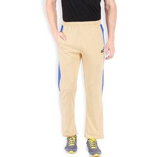 2Go 100 Performance Premium cotton Beige/Blue Track Pants