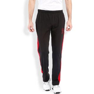 2Go 100 Performance Premium cotton Black Track Pants