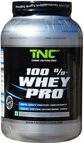 Tara Nutricare 100 Whey Pro 1Kg Strawberry Flavour