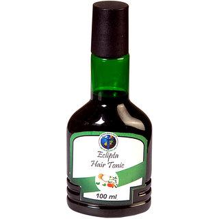 ECLIPTA HAIR TONIC - Hair oil for Baldness, Hair loss and Dandruff