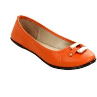 STYLAR Alia  Ballerinas (Orange)