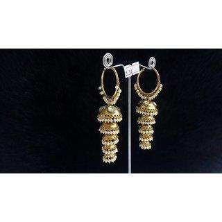 Earrings(Jhumka)
