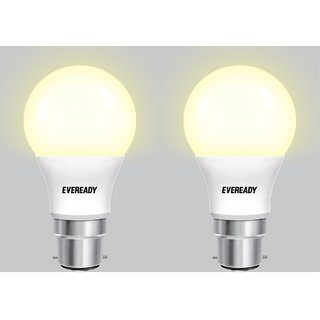Eveready 5W Golden Yellow Led Bulb Pack Of 2