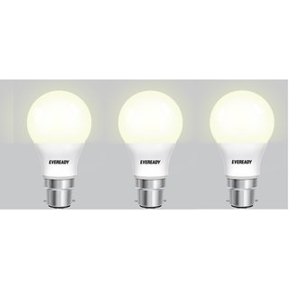 Eveready 7W Pearl White Led Bulb Pack Of 3