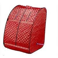 ASP Healthcare Portable And Foldable Steam Sauna Bath With Carry Bag