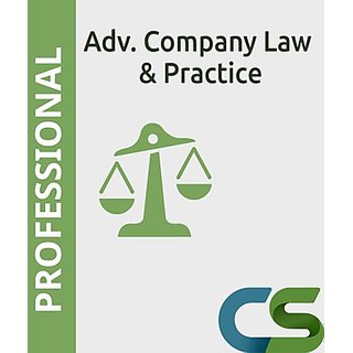 Professional Coaching Course  Adv Company Law  Practice