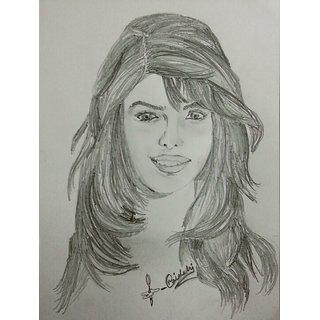 Priyanka Chopra Sketch