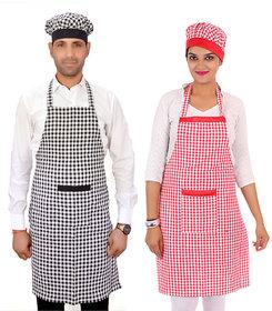 2 kitchen apron