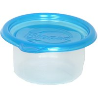 Biopac Food storage container  lid round-236ml (Pack-5)