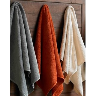 Fresh From Loom Premium Color Hand Towel Set of 3