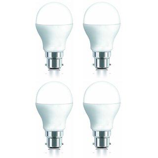 iAura 9W LED Bulb( White Pack of 4) Image