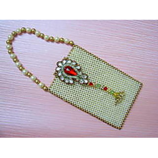 hand made moti purse