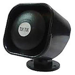 Tuk Tuk horn for reverse car safety