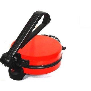Branded Roti Maker (Red)
