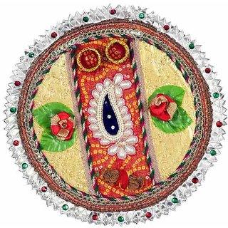 Handicraft Designer Pooja Thali