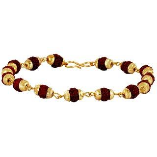 Valentine Gift  Rudraksh Bracelet for Men