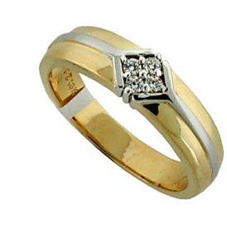 Unique Solitaire Diamond Studio Four Stone Band Ring Diamond Ring Uqr037