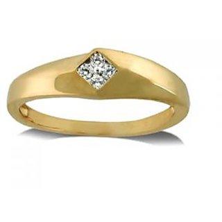 Unique Solitaire Diamond Studio Pressure Set Ring Diamond Ring Uqr039