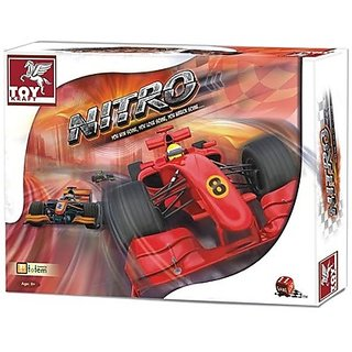 Toy Kraft Nitro Board Game