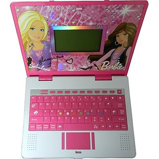 Barbie B-Smart Learning Laptop